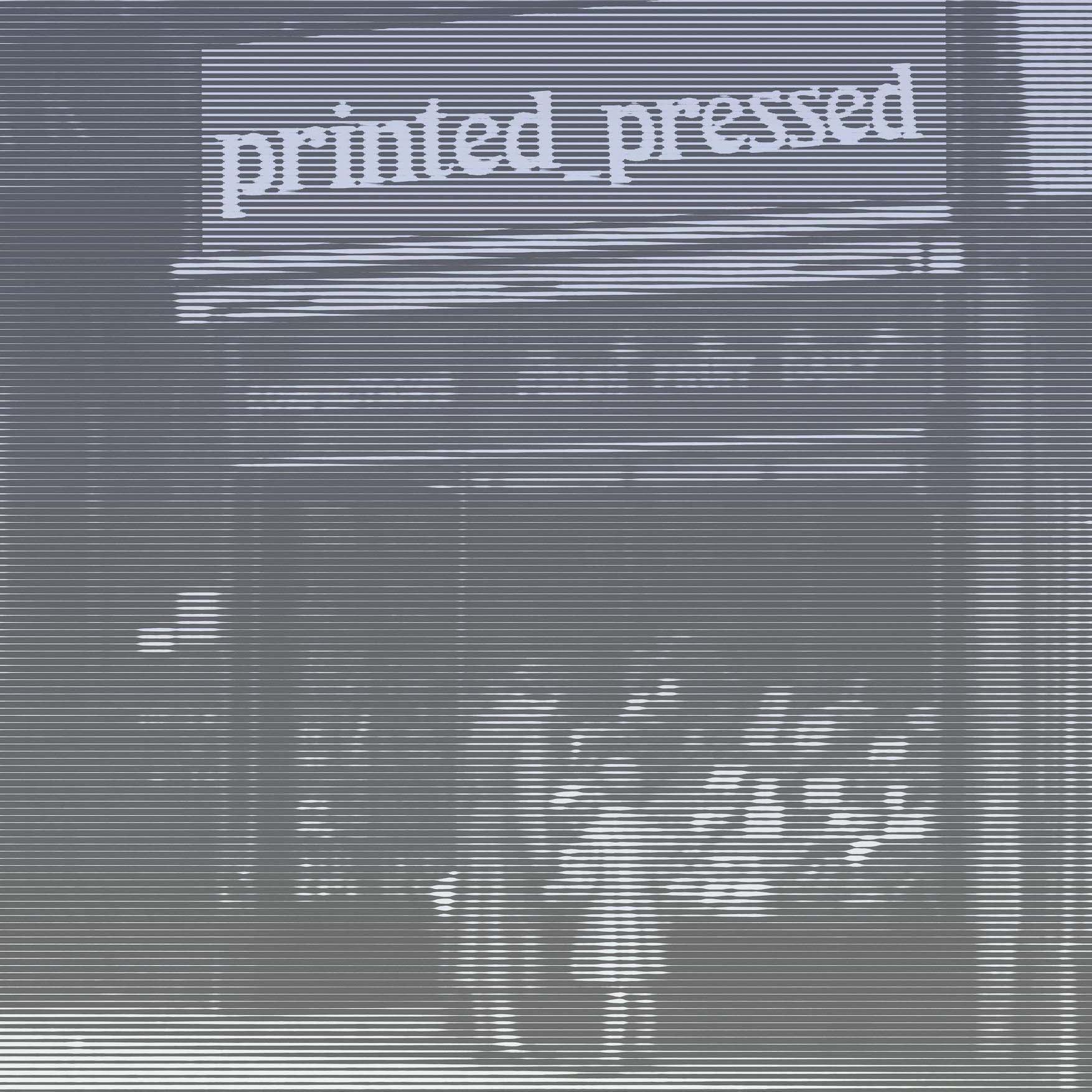 Printed Pressed
